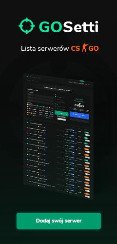 Lista serwerów CS:GO